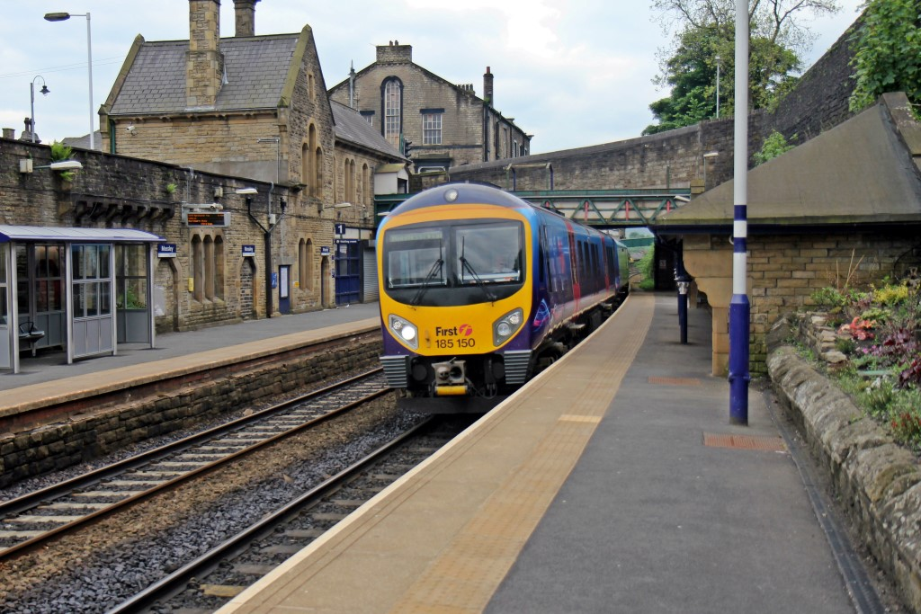 Timetable Options to Improve Rail Performance in the North of England